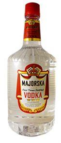 Majorska Vodka 80@ 100ml
